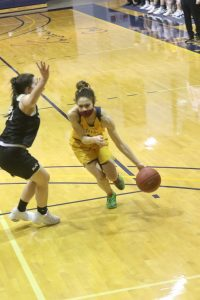 13th ranked WNCC women roll over NJC, 91-46