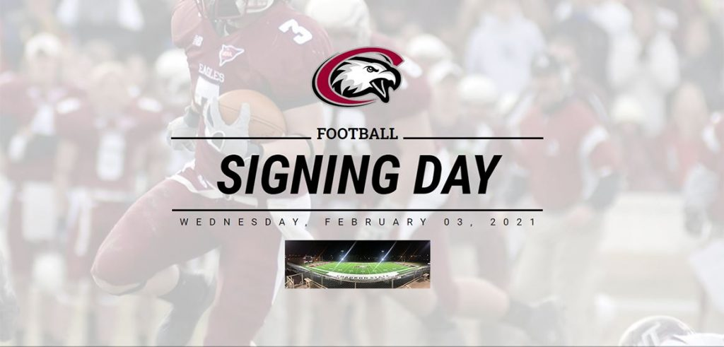 CSC football receives 27 NLIs on first day of signing