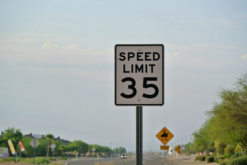 Limited Local Control Proposed for Speed Limits