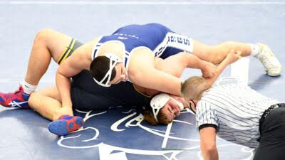 Bulldogs earn win over Jamestown as part of GPAC Duals