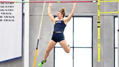 Record eclipsed by Puelz; Bulldogs take 10 event titles