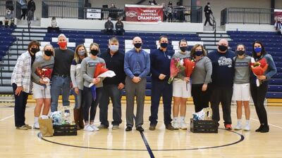No. 22 Bulldogs roll past Broncos on senior night