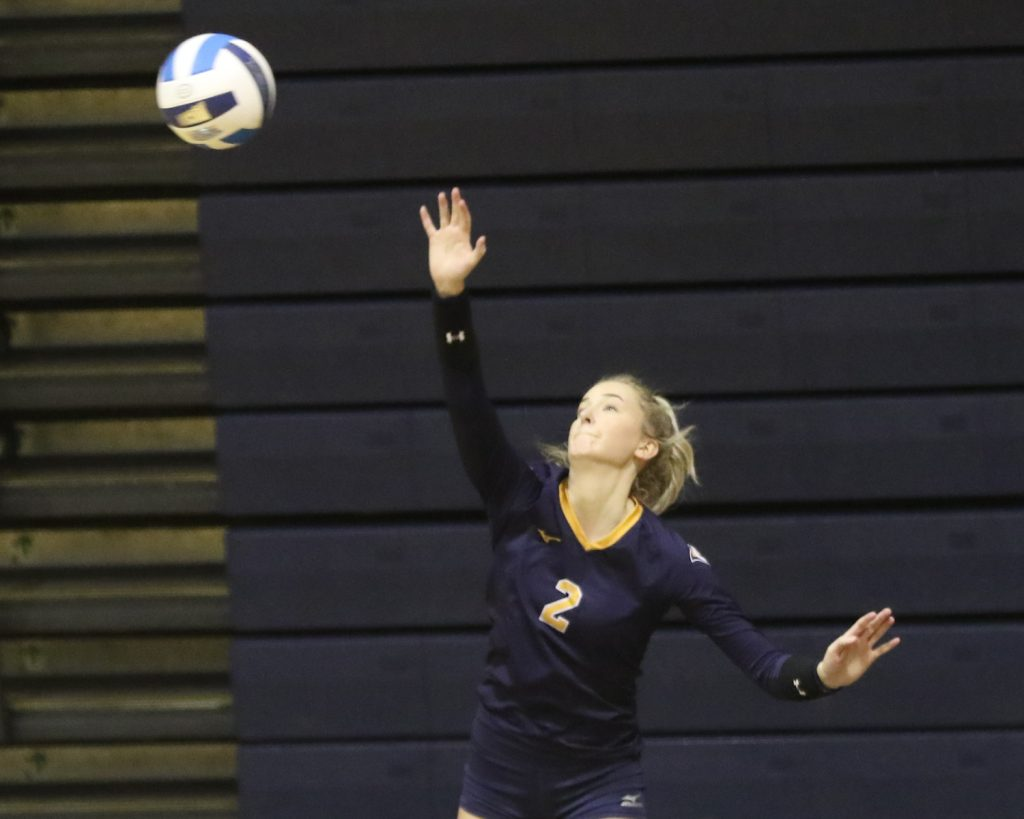 WNCC volleyball team falls to Casper College