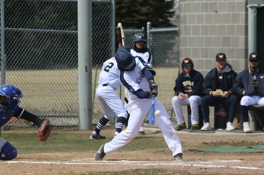 Trinidad tops WNCC in doubleheader