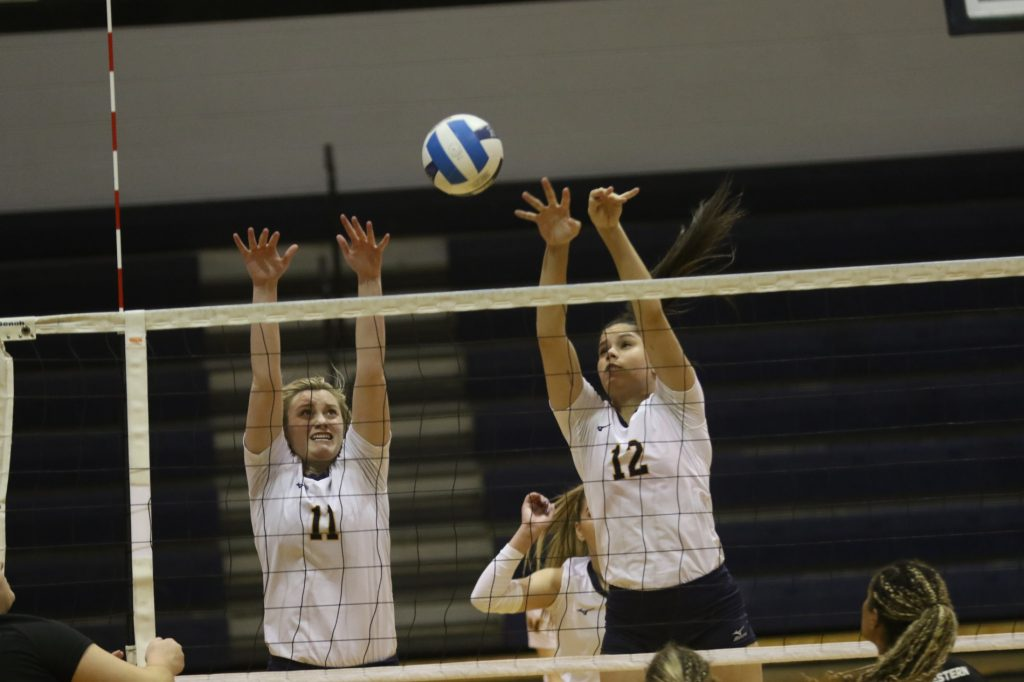 WNCC volleyball tops McCook, falls to Iowa Western