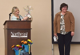 Kruger named 2020 AG-ceptional woman of the year at Northeast Community College