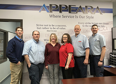 APPEARA supports ag, Northeast Community College with donation to Nexus project