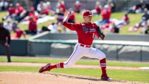 Huskers Complete Four-Game Sweep with 10-2 Win on Sunday