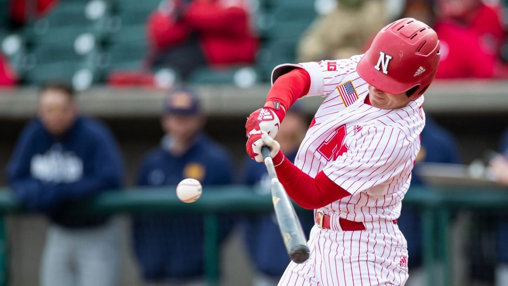 Chick Powers Huskers Past Hawkeyes, 10-8