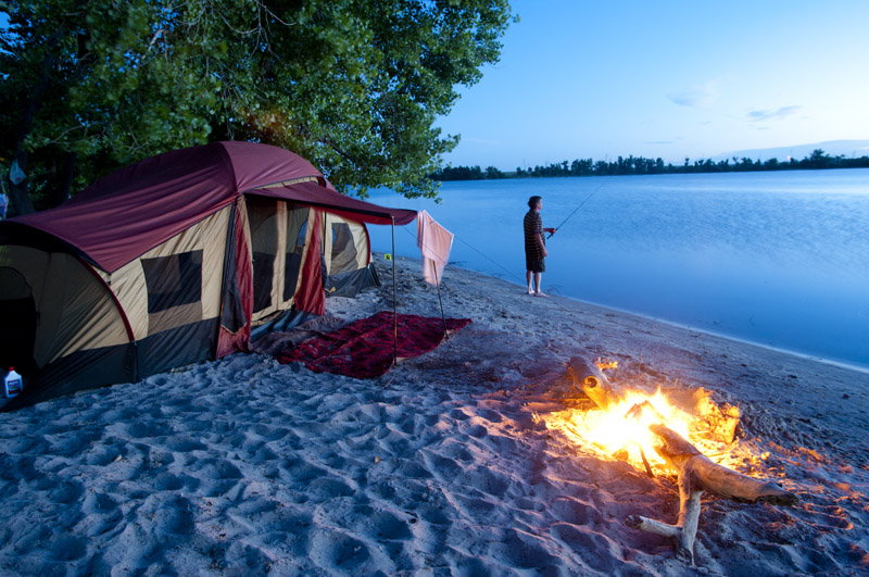 Camping Reservations Required for Lake McConaughy and Lake Ogallala
