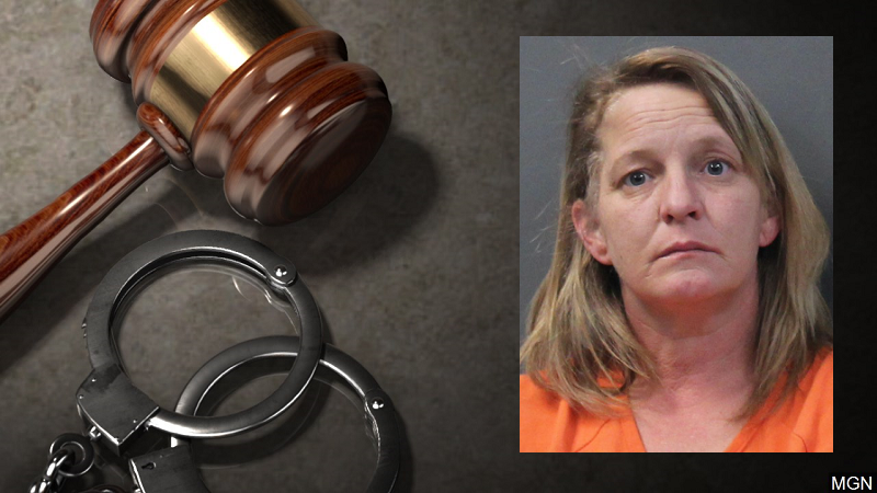 Henry Woman Facing Felony Drug Distribution Charge After Traffic Stop