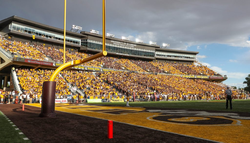 Wyoming Football's 2021 Schedule Announced
