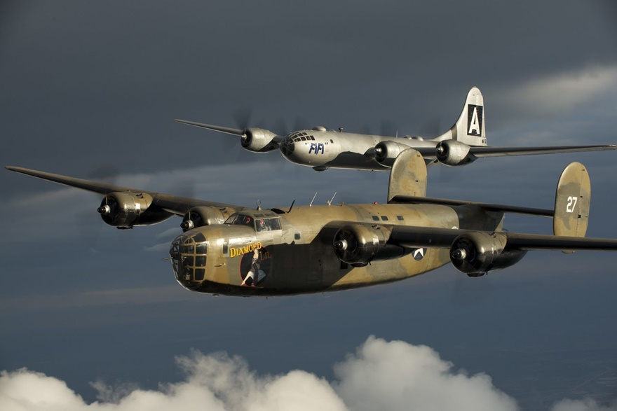Airpower History Tour to Bring WWII Aircraft To Scottsbluff This Summer
