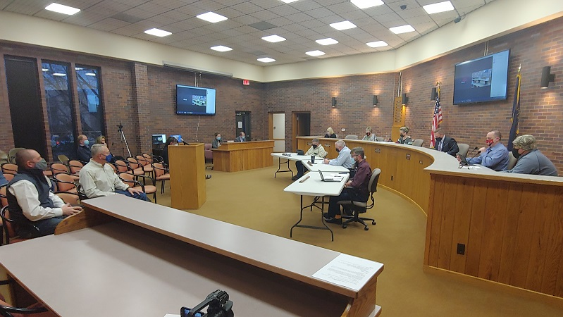 Gering Approves Additional Funding for Proposed Landfill Site Work, Step 2 Process
