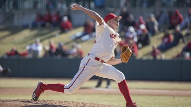 Huskers blank Purdue to win series