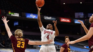Husker Women bounce Minnesota from Big Ten Tournament