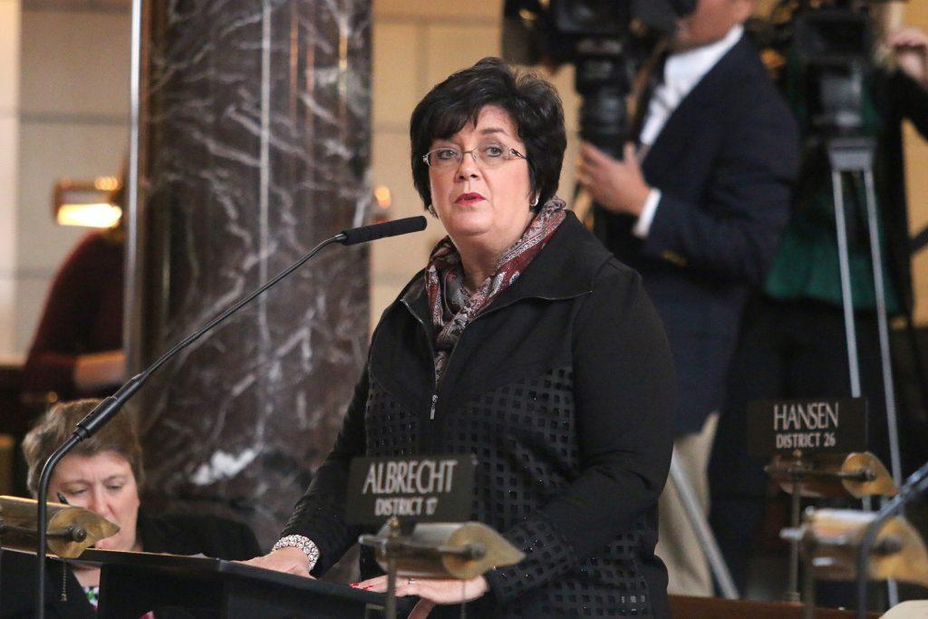 Senator Albrecht's Weekly Update 4-30-21