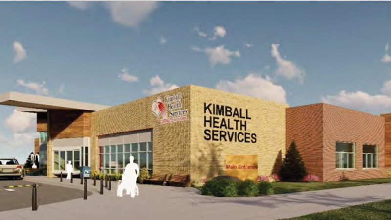 Kimball Health Services Working on New Hospital Plans