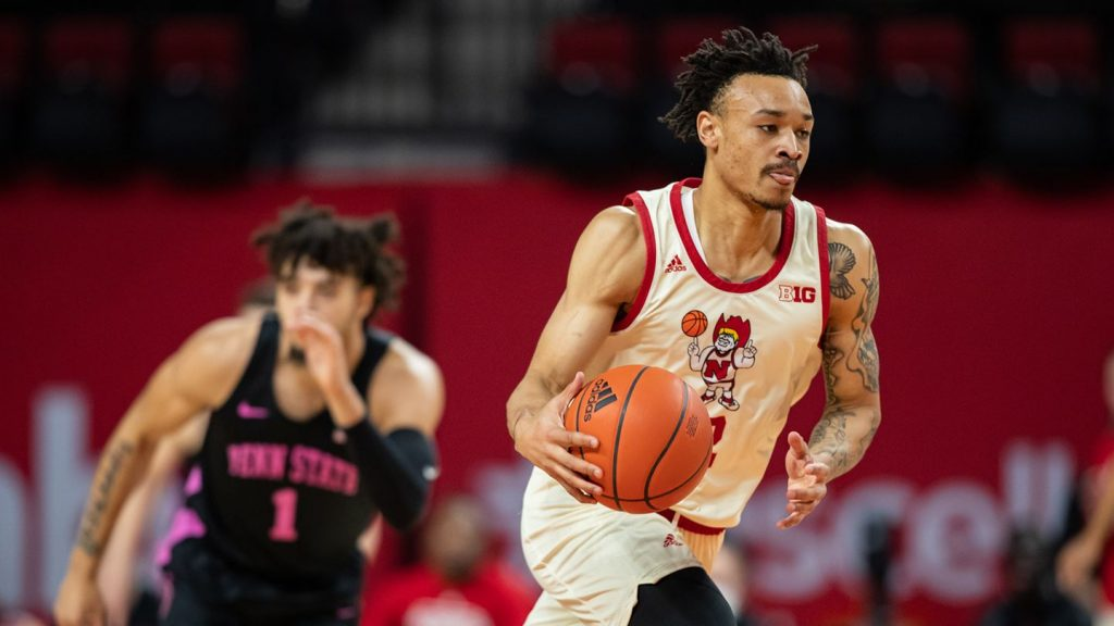 Huskers Battle Penn State in B1G Tournament