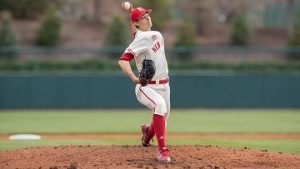 Povich Named Big Ten Pitcher of the Week