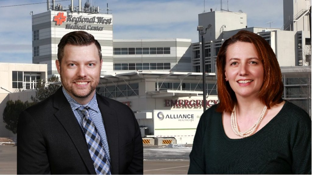 Physician and Advanced Practice Clinician Join Regional West's Medical Staff