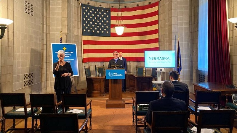 Gov. Ricketts, Ethanol Board Showcase E30 Demonstration Results
