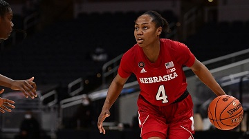 Husker Women take Maryland to the wire, come up short in Big Ten Tournament Quarterfinals