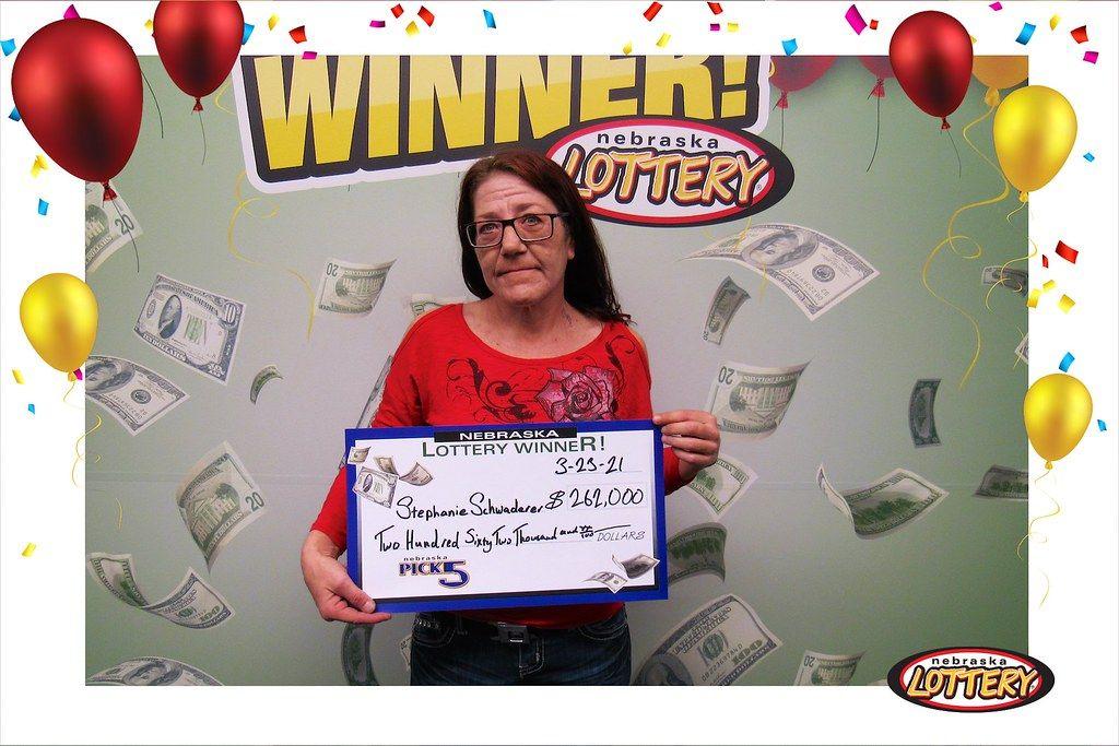 Alliance Woman Wins $262,000 Playing Nebraska Lottery Pick 5