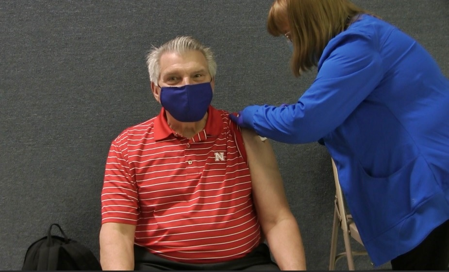 Gering Senator Encourages COVID-19 Vaccination