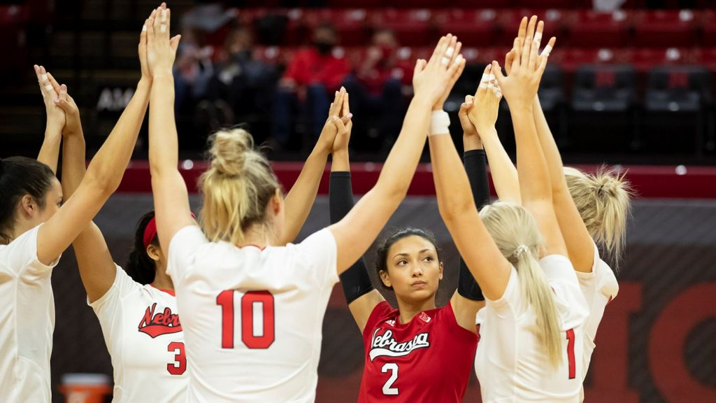 Huskers Head to Iowa for Wednesday Night Match-Up