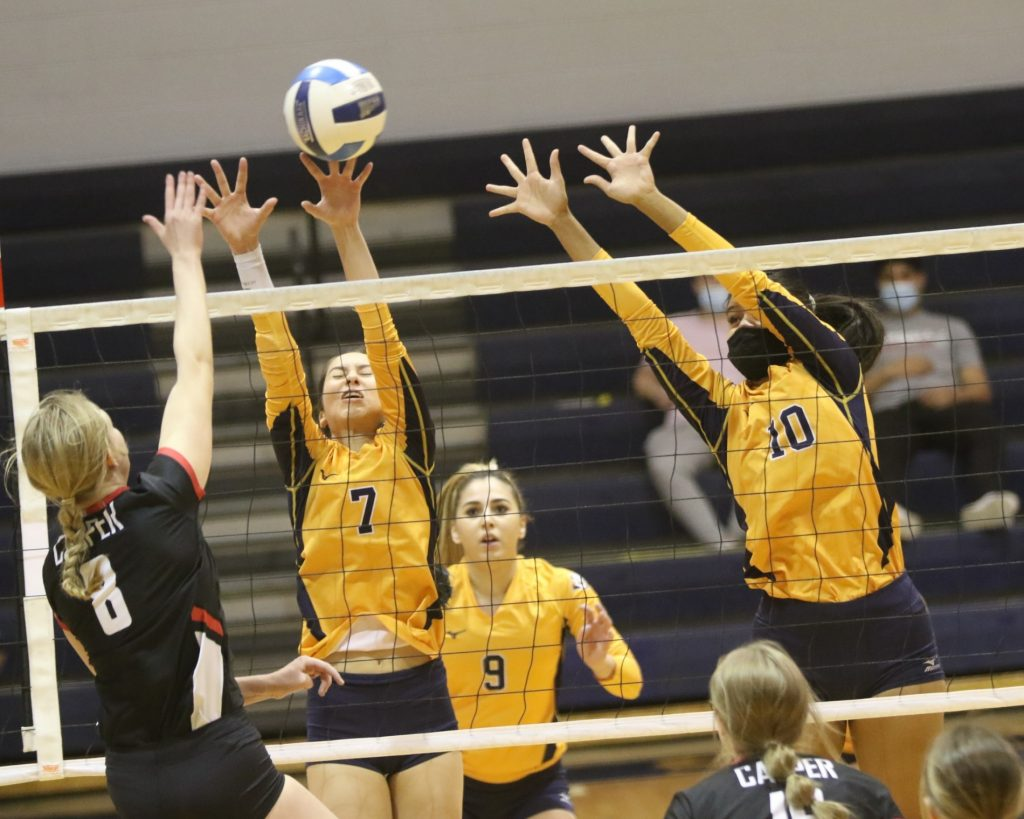 WNCC volleyball in action on Friday, schedule changes for rest of teams