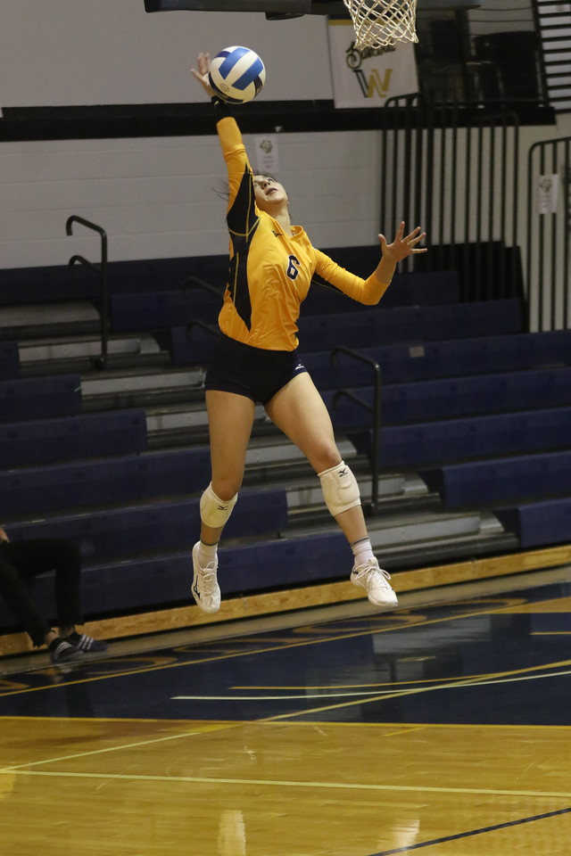 No. 9-ranked WNCC volleyball sweeps Casper College