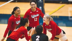 Huskers Fall to Texas in Regional Final