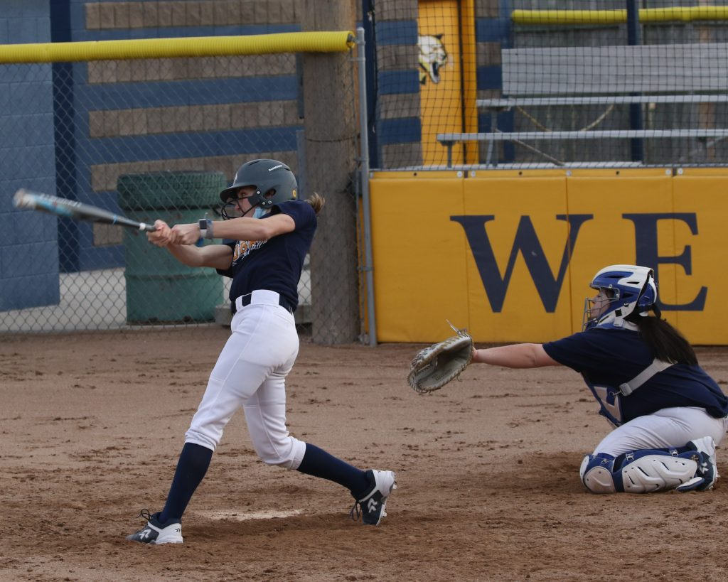 WNCC softball falls twice to NJC