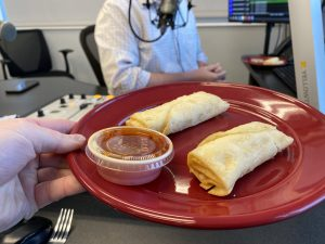 VIDEO: Try Day on Max Country | Amigos Crisp Crab Rangoon Burrito