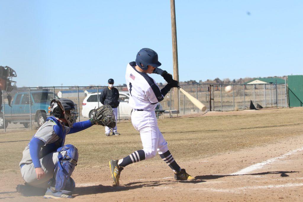 WNCC baseball splits doubleheader at Otero on Sunday