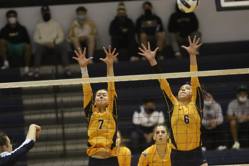 WNCC volleyball sweep past Otero