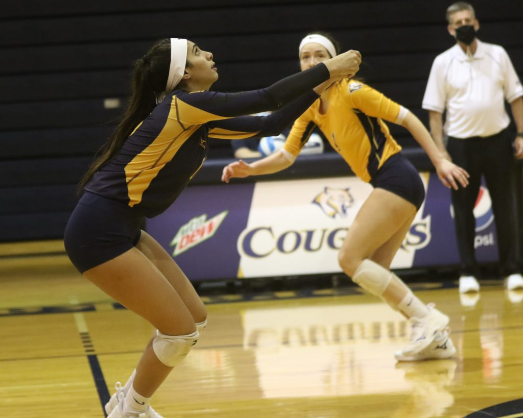 WNCC volleyball tops Trinidad State for 23rd win