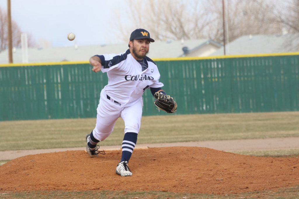 Richter tosses no-hitter, WNCC baseball takes two from Trinidad