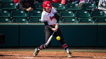 Homers Power Huskers Past No. 24 Minnesota