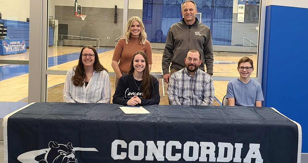 (AUDIO) Clarkson/Leigh Track Star Emily Loseke Signs with Concordia