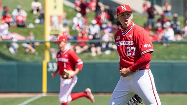 Huskers pull away late from Penn State