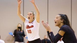 Nebraska Volleyball Sweeps Baylor, Advances to Regional Final