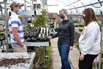 Over 2,000 plants available during upcoming Northeast Community College horticulture club plant fair