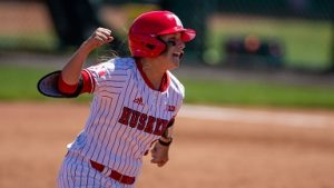 Nebraska Softball Rallies for win over Northwestern in Game 2 of Doubleheader