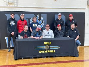 (AUDIO) Lyons-Decatur's Zach Hegge to Play Baseball at Mount Marty
